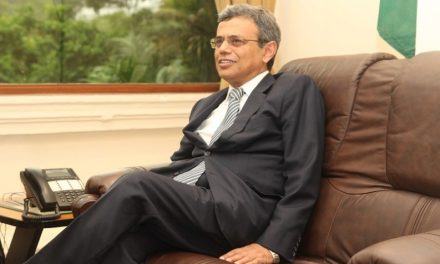 HE Jawed Ashraf, High Commissioner of India