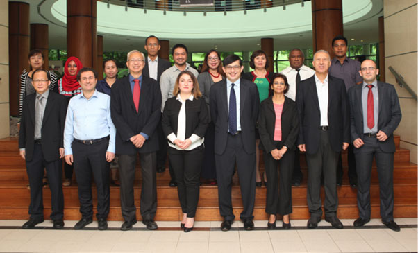 """Singapore-Turkey Joint Training Programme on """"Food Security"""" 12 to 16 December 2016"""