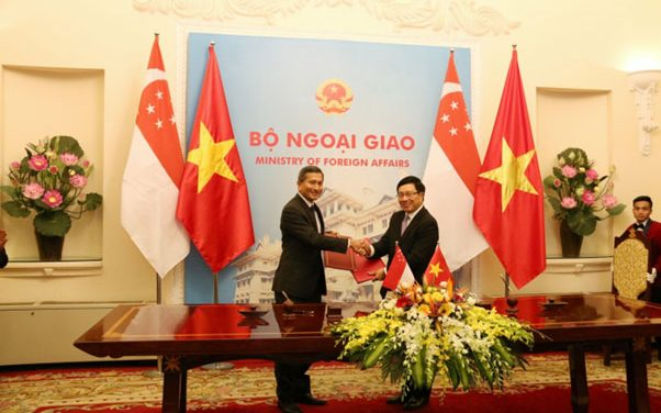 Renewal of Agreement with Communist Party of Vietnam