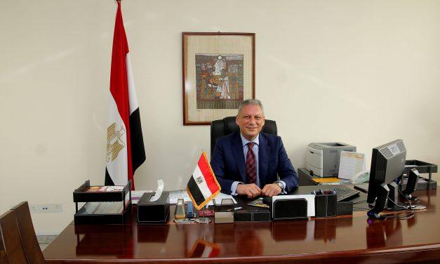 HE Mohamed Abulkheir  Ambassador of the Arab Republic of Egypt