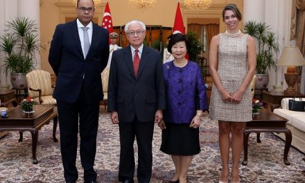 HE Flávio Soares Damico Ambassador of Brazil