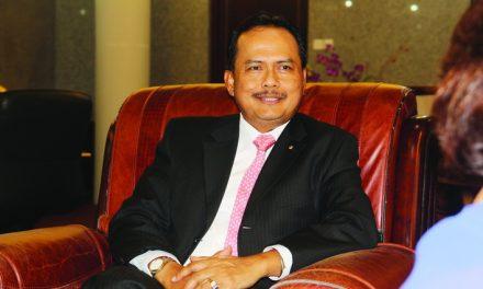 HE I Gede Ngurah Swajaya, Ambassador of Indonesia