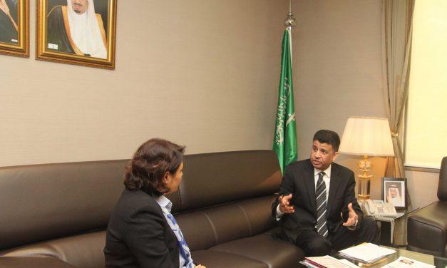 HE Saad Saleh Al Saleh Ambassador of the Kingdom of Saudi Arabia