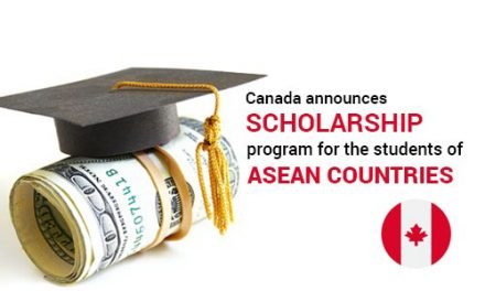New Canadian Scholarship Programme for ASEAN Jubilee