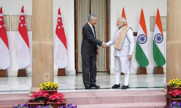 PM Lee Hsien Loong's Opening Remarks at the ASEAN-India Commemorative Summit Plenary in New Delhi.