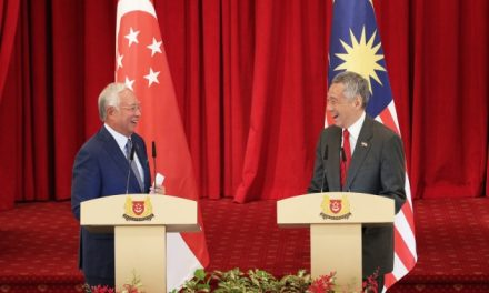 8th Singapore-Malaysia Leaders' Retreat – Jan 2018