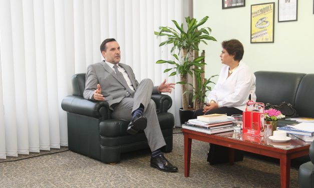 HE Andy Mariette J Detaille: Branding Belgian Business Presence  in Singapore
