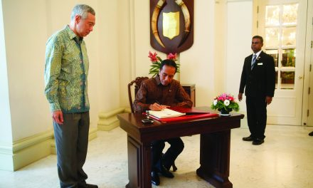 Indonesia & Singapore  RI SING Together
