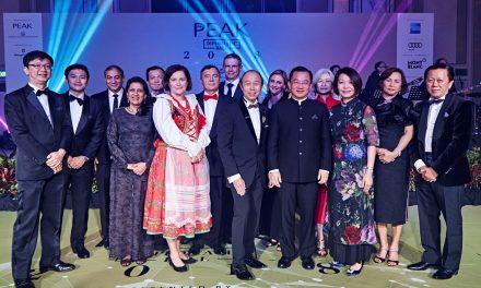 The Peak Inaugural Diplomatic Ball
