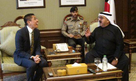 State Visit to Kuwaitby Dr Mohamad Maliki