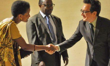 INSIDE THE DSG:Alda Ntezilizaza of Rwanda