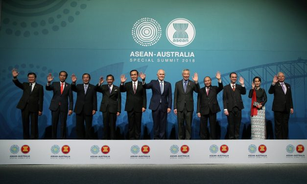 Australia-ASEAN Special Summit: Security and Prosperity to Boost Resilience & Innovation