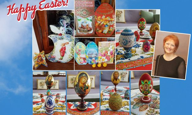 A Happy Easter from Russia