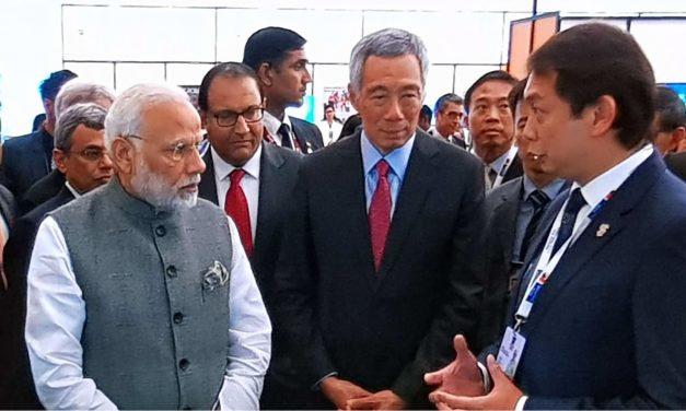 PM Modi Visit: When Two Lions Meet