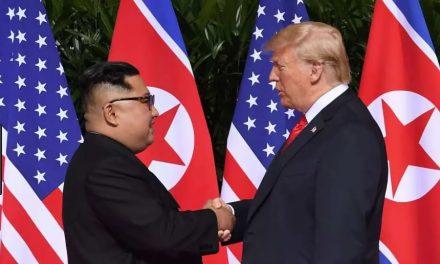 Trump-Kim Summit: The Meeting Begins