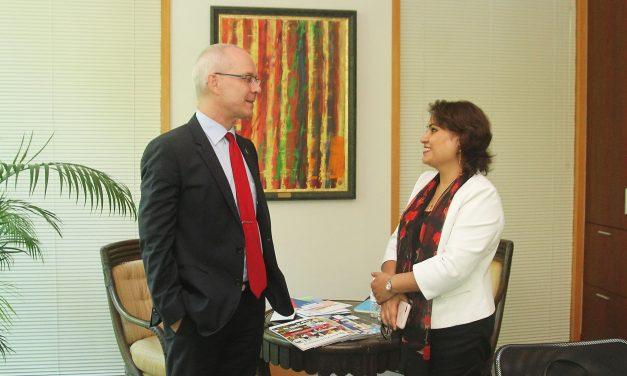 Ambassador Karsten Warnecke, Executive Director, Asia-Europe Foundation – Bridging Asia and Europe
