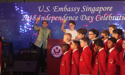 U.S. Independence Day Celebrations: Embassy Pays Tribute to Great Cities