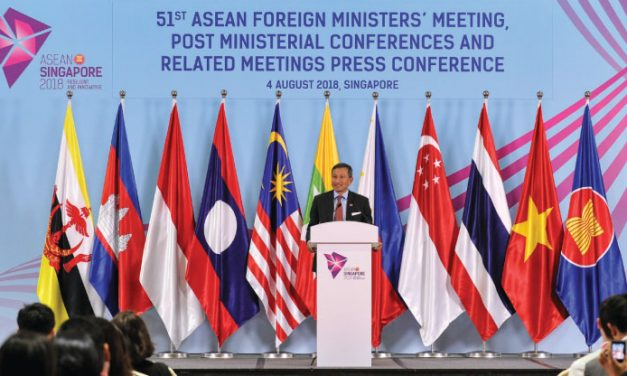 ASEAN Foreign Ministers Meeting