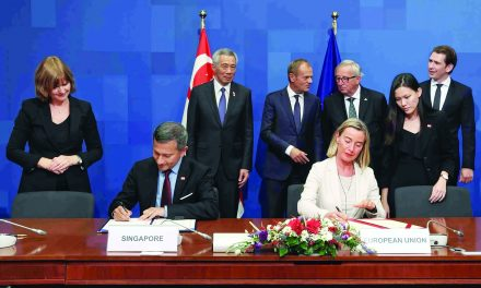 EU-Singapore FTA Will Open More Doors