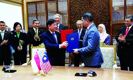 DPM Teo Chee Hean's Visit to Malaysia