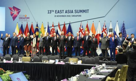 World Leaders Attend the 33rd ASEAN Summit  and Related Meetings…