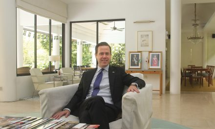 INTERVIEW: H.E. Niclas Kvarnström: Innovation an Impetus for Future Growth
