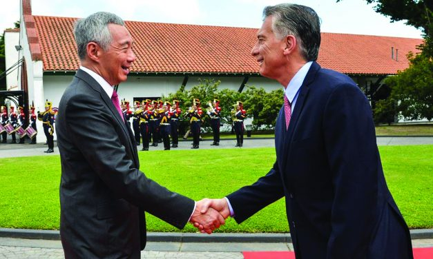 Singapore Set to Tango with Argentina with Conclusion of  BIT and DTA Agreements in 2019