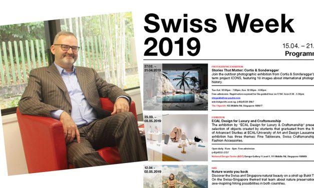 Swiss Week Coming in April