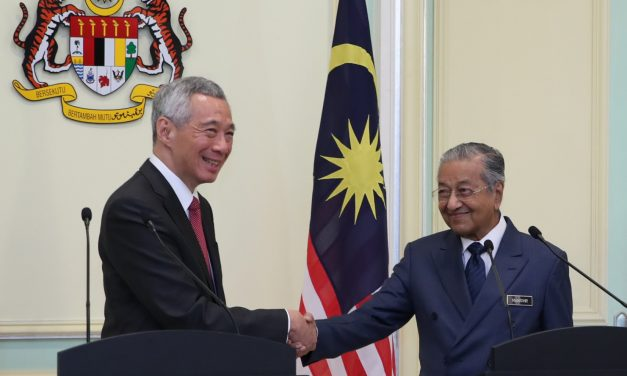Singapore – Malaysia Retreat:  Leaders Address Maritime  and Airspace Issues