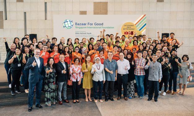 Diplomats Join  the Bazaar for Good