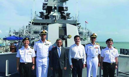 India's Participation at IMDEX – 15th May 2019 at Changi Naval Base