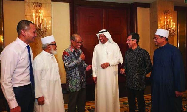 Saudi Embassy Annual  Ramadan Iftar Banquet –  8th May 2019 at Shangri-la Hotel Island Ballroom