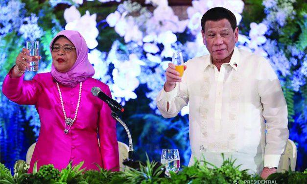 President Halimah Visit to Mark Singapore-Philippines Jubilee