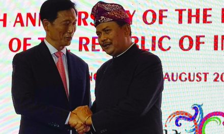 Indonesia 74th Independence Day Diplomatic Reception