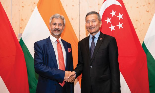 India High Commission  Hits High  Marks with  India-Singapore Business and Innovation Summit