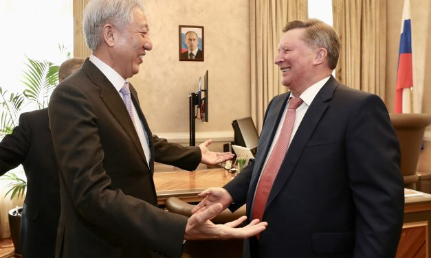 SM Teo Bilateral Working Visit to Moscow