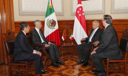 PM Lee's First Official Visit to Mexico Underscored Growing Bilateral Ties and Trade