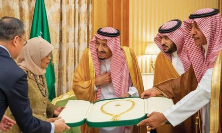 Singapore President's Historic First State Visit to the Kingdom of Saudi Arabia