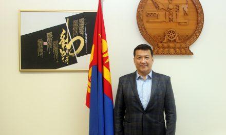 HE Tumur Lkhagvadorj: Mongolian Ambassador is New Dean