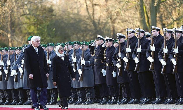 First State Visit to Federal Republic of Germany: Enhancing Cooperation  in Education and R&D