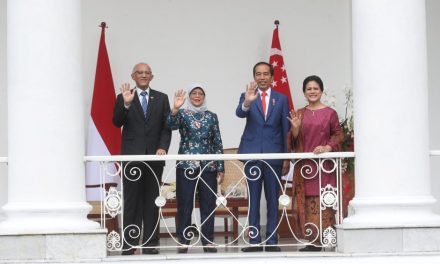 Cohesion and Co-Dependancy: Important to Indonesia and Singapore Ties