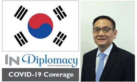 South Korea Embassy Already Looking Ahead Post-CORVIS-19 Crisis