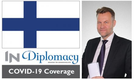 Finland Embassy Studying Use Of Digital Services in Combating COVID-19