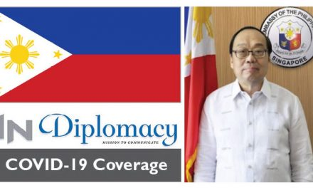 Philippine Embassy Committed to Continuous Operation throughout Outbreak