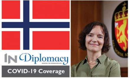 Norwegian Embassy Taking All Measures to Minimise Risks of Infection