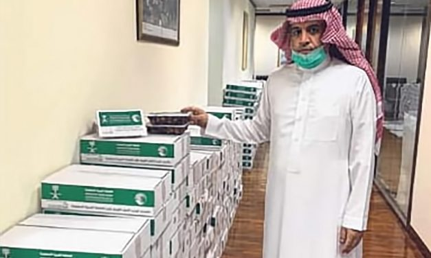Gift of dates from Saudi Arabia to FOREIGN WORKERS