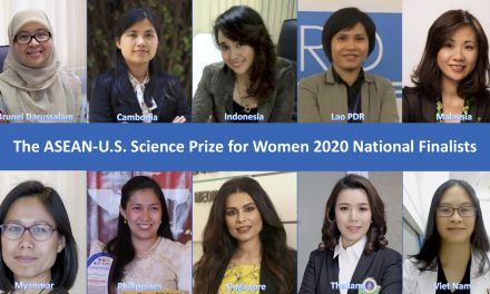 DR. SHEFALY SHOREY, SINGAPORE FINALIST IN ASEAN-U.S. SCIENCE PRIZE FOR WOMEN 2020
