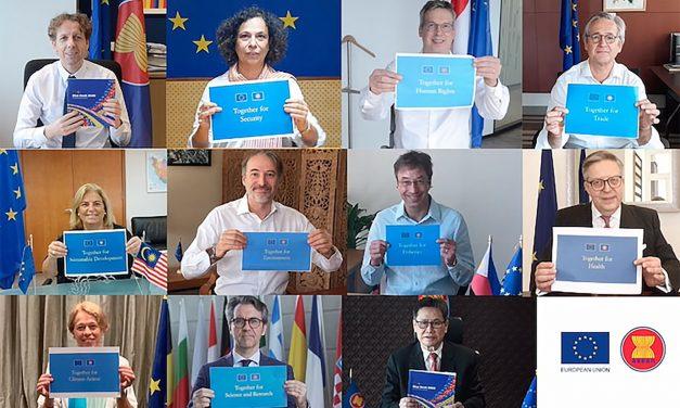 EU-ASEAN BLUE BOOK 2020 Launched