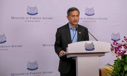 Singapore FM on Diplomacy in a Post-COVID-19 World