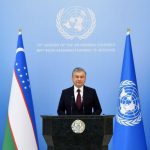 OPINION: UZBEKISTAN PRESIDENT SPEECH @ 75TH UNGA – ESTABLISH CENTRE FOR TRANSPORT & COMMUNICATIONS CONNECTIVITY AND TACKLE POVERTY